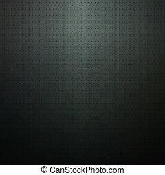 Metall dots pattern