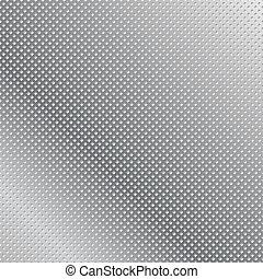 metall galler, bakgrund