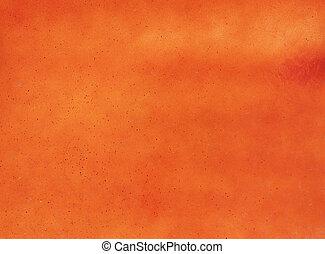 metall, oberfläche, rustic, beschaffenheit, hintergrund, orange