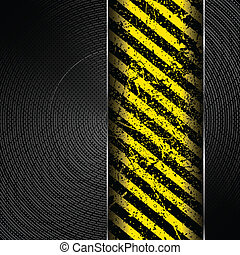 metall, och, grunge, stripes, bakgrund