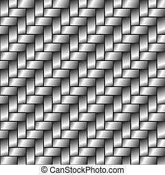 metall, struktur