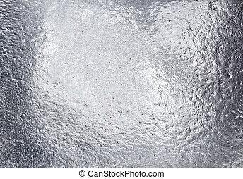 metall tallrik, stål, bakgrund.