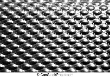 Metallic background close up for background use