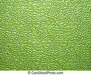 Metallic background, green