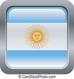 metallic button Argentina