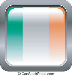 metallic button Ireland