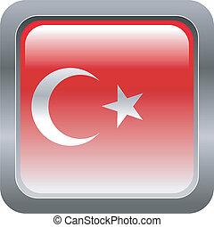 metallic button Turkey