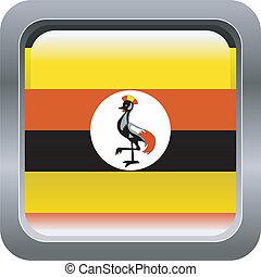 metallic button Uganda