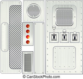 Metallic Design - Metallic Kit, Plates, Panels, Levers,...