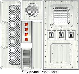 Metallic Design - Metallic Kit, Plates, Panels, Levers,...