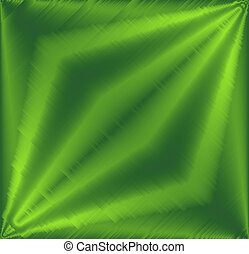 Metallic green background