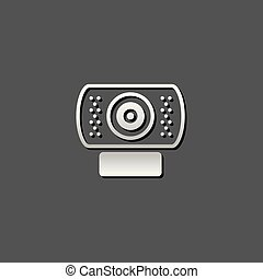 Metallic Icon - Wecam