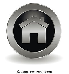 Metallic main button