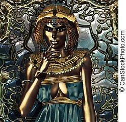 Metallic Queen