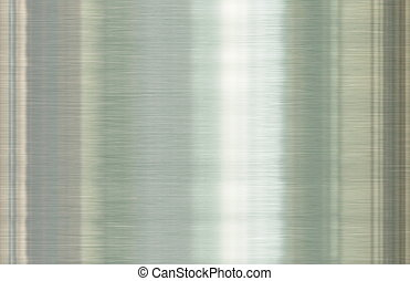 Metallic Texture - Smooth Polished Metal as a Background...