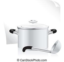 metallico, pan