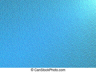 metallisk, blå