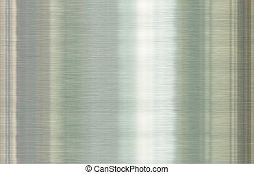 metallisk, struktur