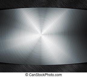 metallo, fondo