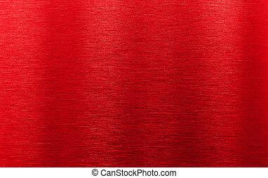 metallo, rosso, struttura