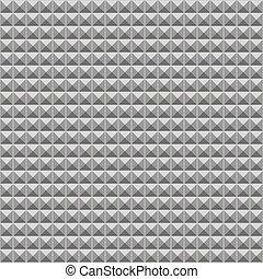 metallo, seamless, struttura