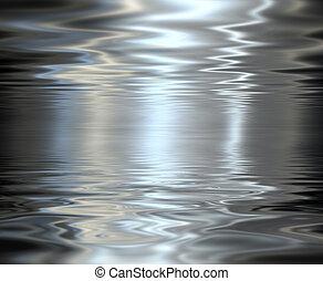 metallo, tessitura liquida