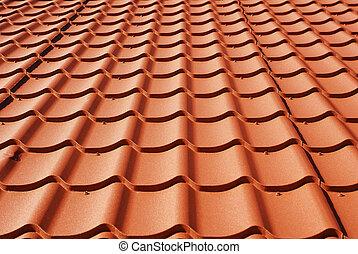 metallo, tetto