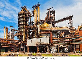 metallurgical, 仕事