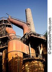 metallurgical, 工場