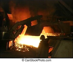 metallurgy 01 - steel production
