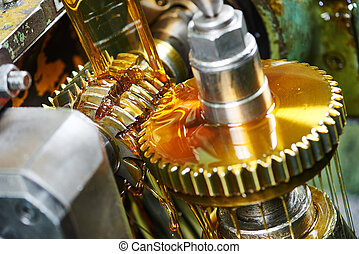 metalworking: gearwheel machining - metalworking industry:...