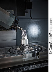 metalworking, machine., cnc, うろつく