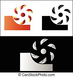 Metalworking symbol 2