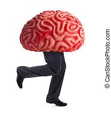 Metaphor of the brain drain
