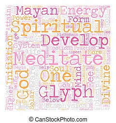 Metaphysical Development Disciplines Part 2 text background wordcloud concept