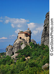 meteora, 修道院, ギリシャ