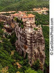 Meteora Monasteries, Greece