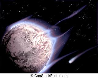 meteorkő