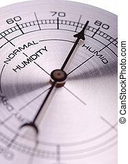 meter, humadity
