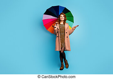 Meterology say rainy weather concept. Full size photo ...