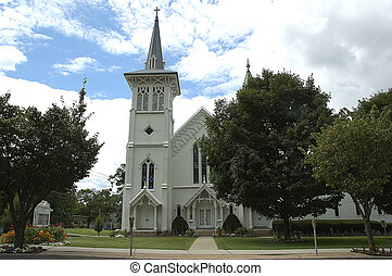 methodist, 教会
