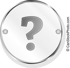 Metla Question Button