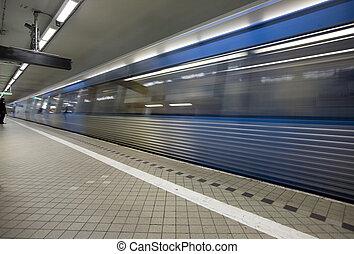 metro, estocolmo