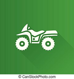 Metro Icon - All terrain vehicle
