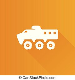 Metro Icon - Armored vehicle