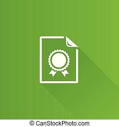 Metro Icon - Contract document