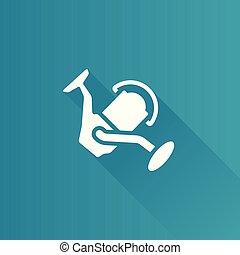 Metro Icon - Fishing reel - Fishing reel icon in Metro user...