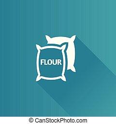 Metro Icon - Flour sack