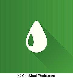 Metro Icon - Water drop