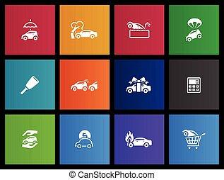 Metro Icons - Auto Insurance